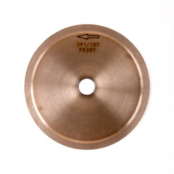 Diamanttrennscheibe, Keramiken-Mineralien, metallgebunden