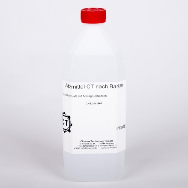 CT-Barker-Ätzmittel, 1 Liter