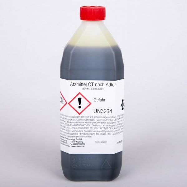 Ätzmittel nach Adler, 1 Liter