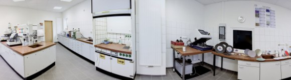 Metallographie Labor