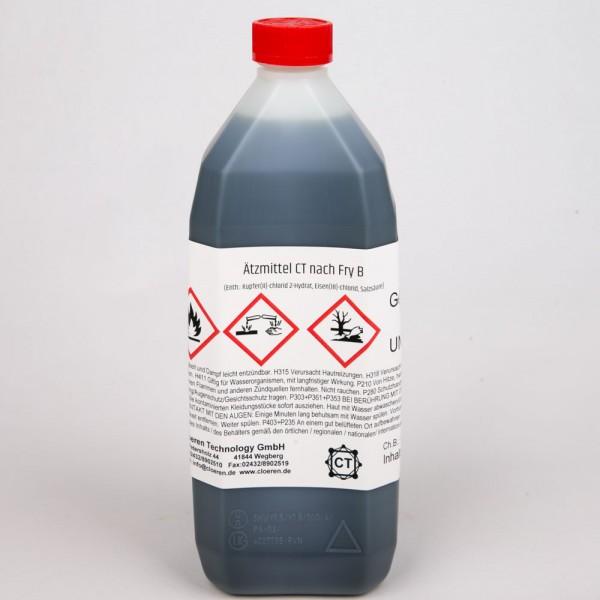 Ätzmittel nach Fry B (Makroätzmittel), 1 Liter