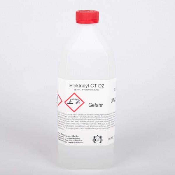 Elektrolyt CT-D2, 1 Liter