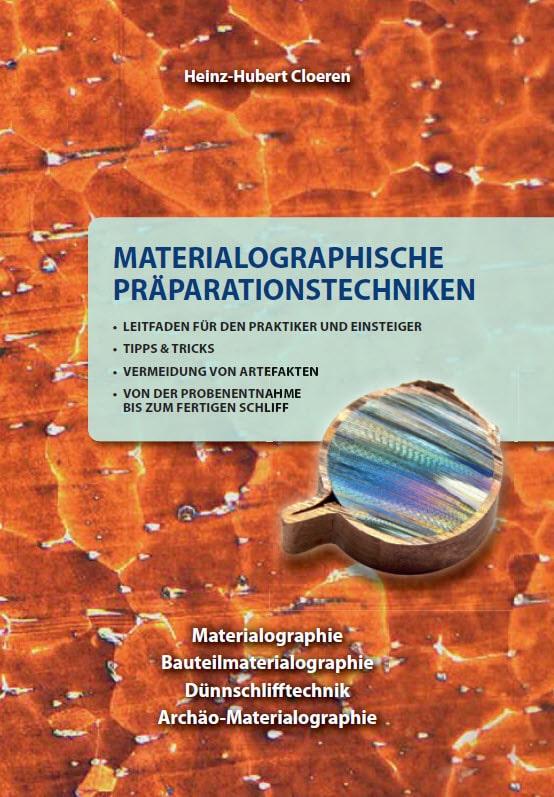 Buch zur Materialograhie
