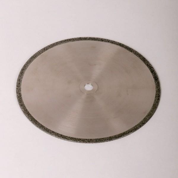 Diamanttrennscheibe, nickelgebunden