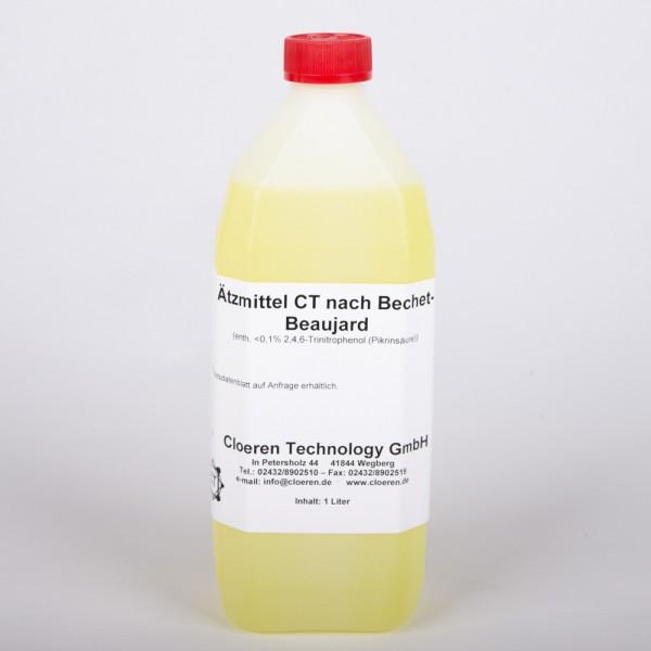 Ätzmittel nach Bechet-Beaujard, 1 Liter