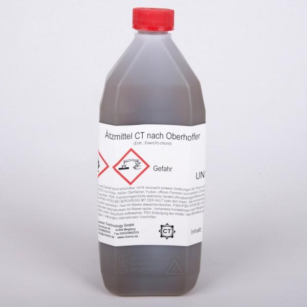 Ätzmittel nach Oberhoffer (Makroätzmittel), 1 Liter